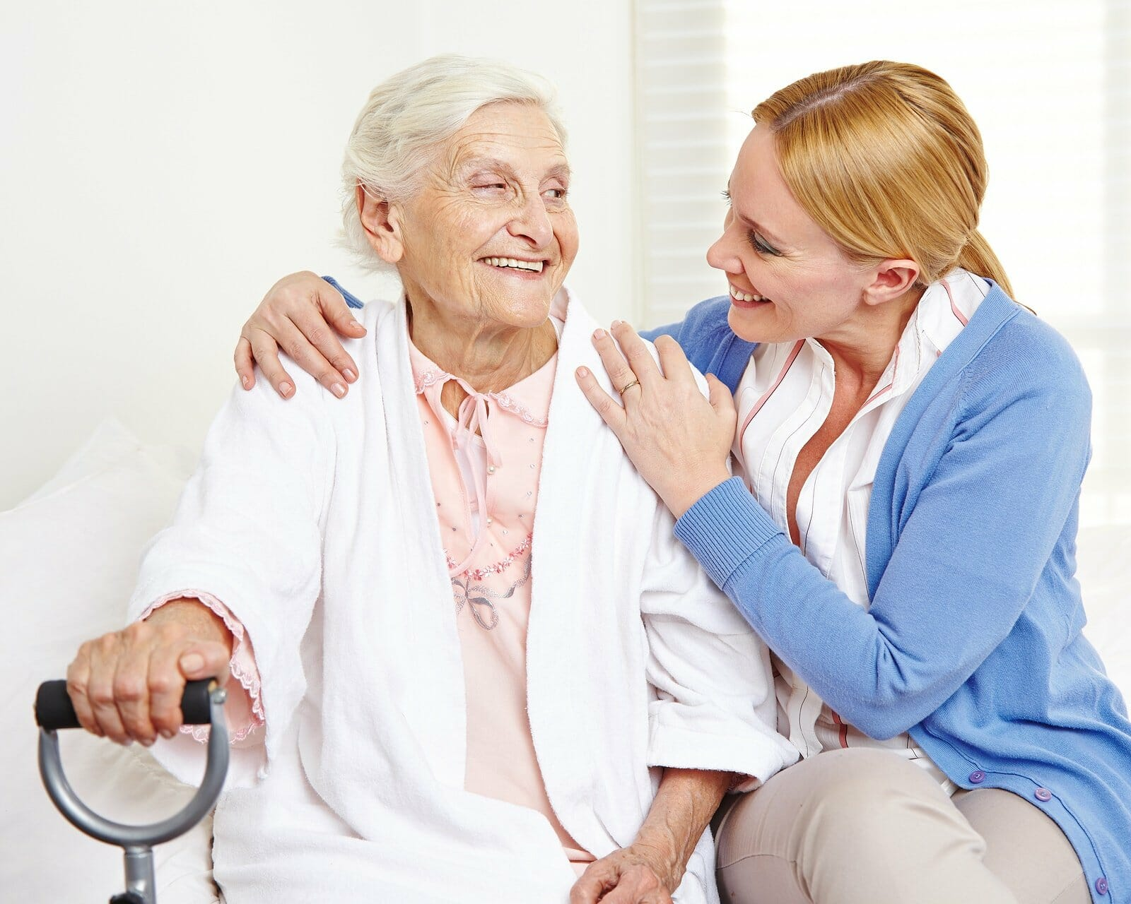 Stepping into the Role of Caregiver