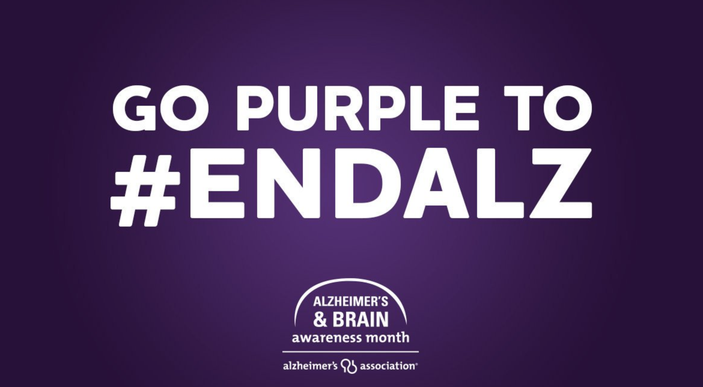 June is National Alzheimer's and Brain Awareness Month