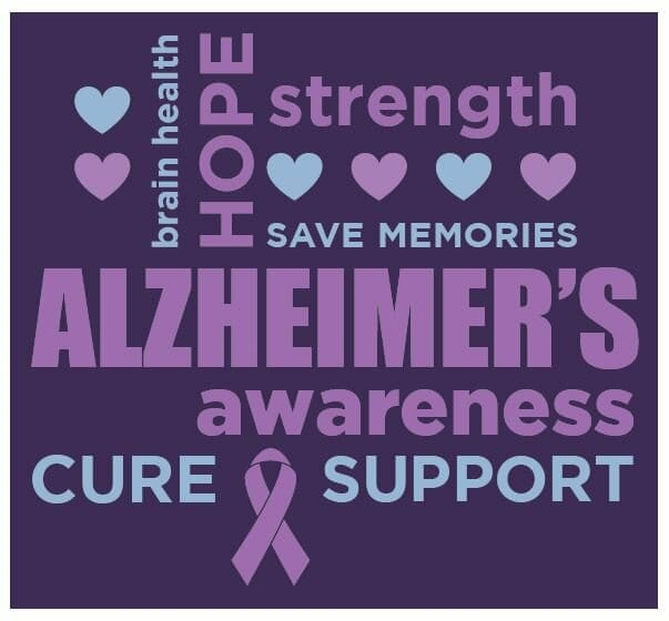 Raising awareness for Alzheimer's and Brain Health