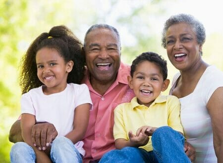 Celebrating Grandparents & Elders All Month Long