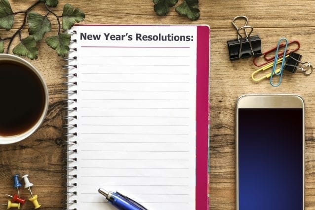 Make your Resolutions Stick