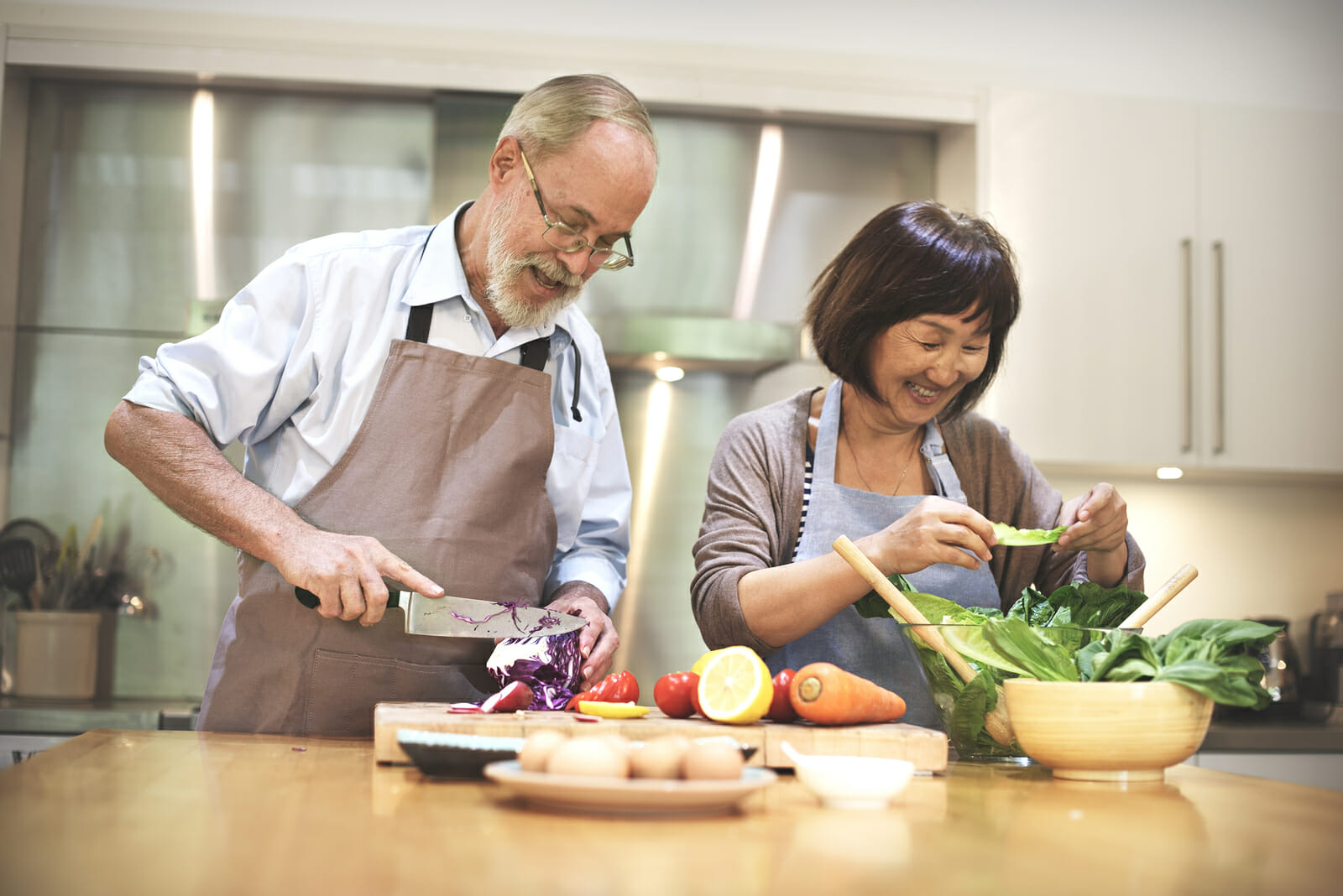 Changing Nutritional Needs for Seniors