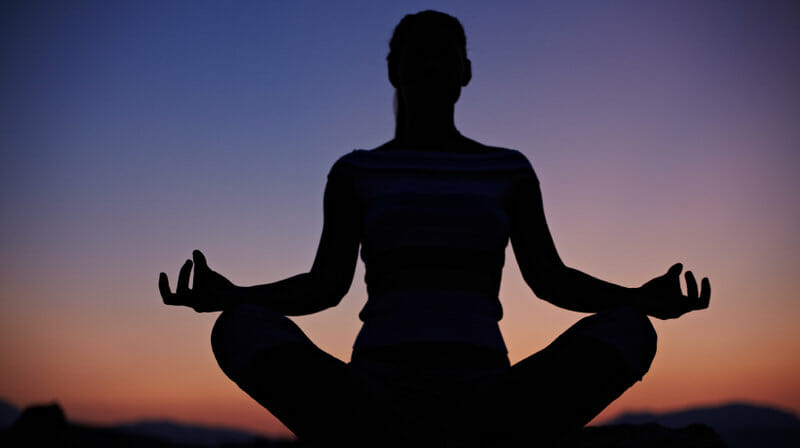 Meditation to Manage Stress