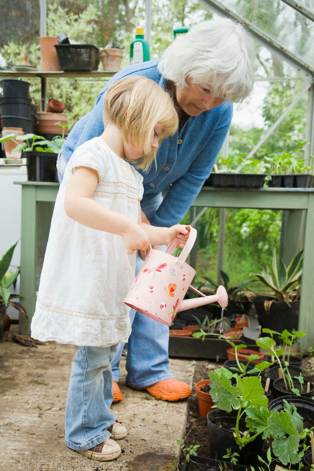 Meaningful ways to celebrate Grandparent's Day